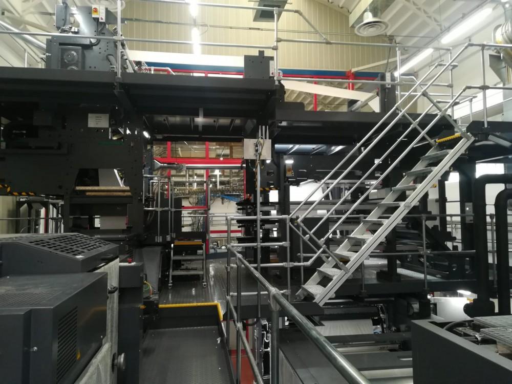 Rotolito investe oltre 20 milioni di euro e punta sul packaging di lusso con Nava Press