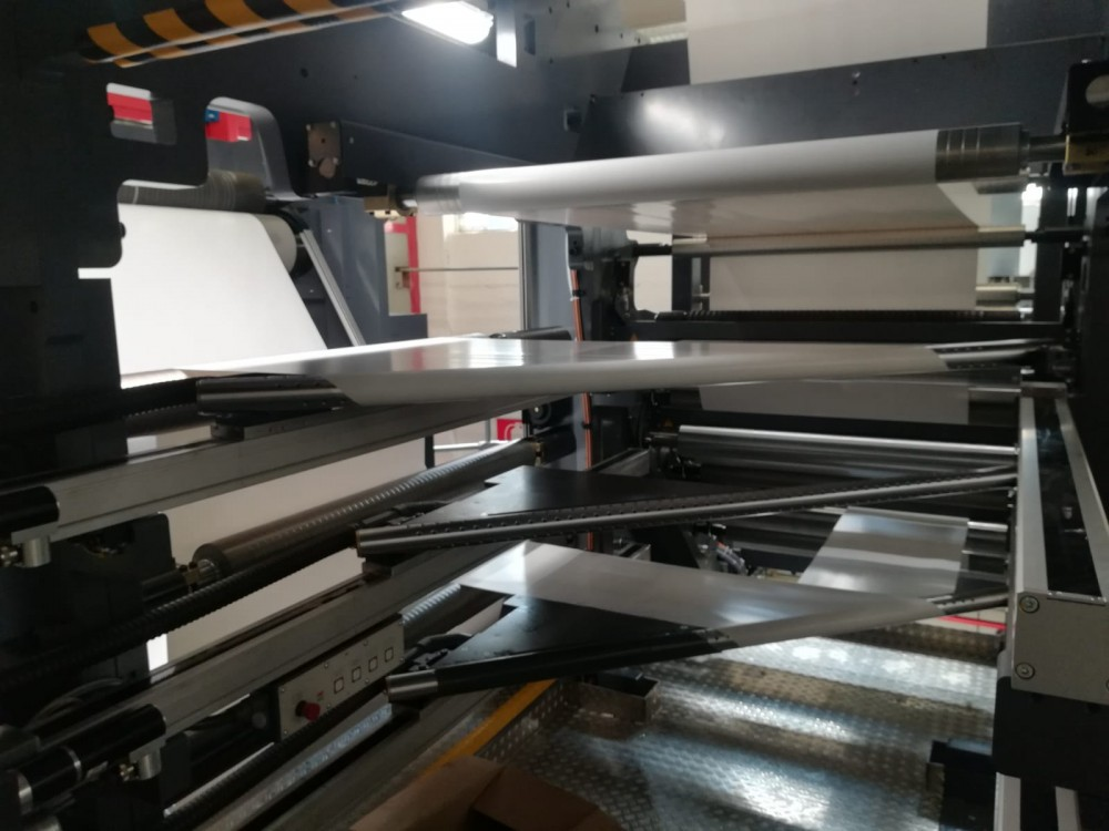 From July a new 48-pages offset press will start printing at the Rotolito Plant in Cernusco