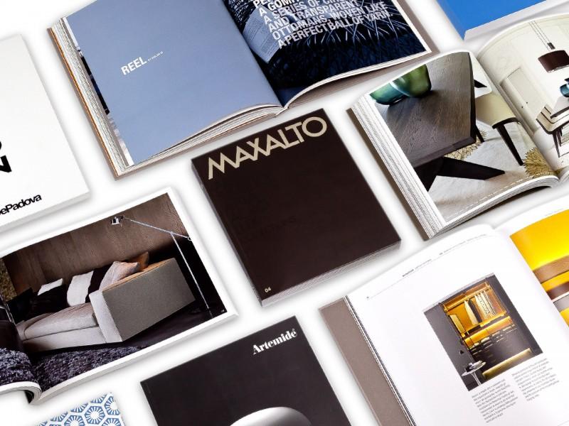 Kataloge und Preislisten